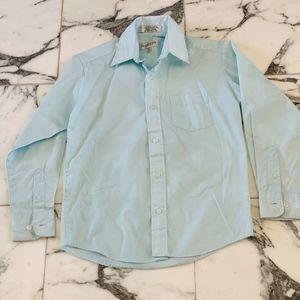 Boy's Van Heusen Dress Shirt Sz 10